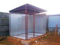 Строительство птичников из металлоконструкций в Яровое