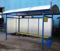 Изготовление автобусных остановок г.Яровое